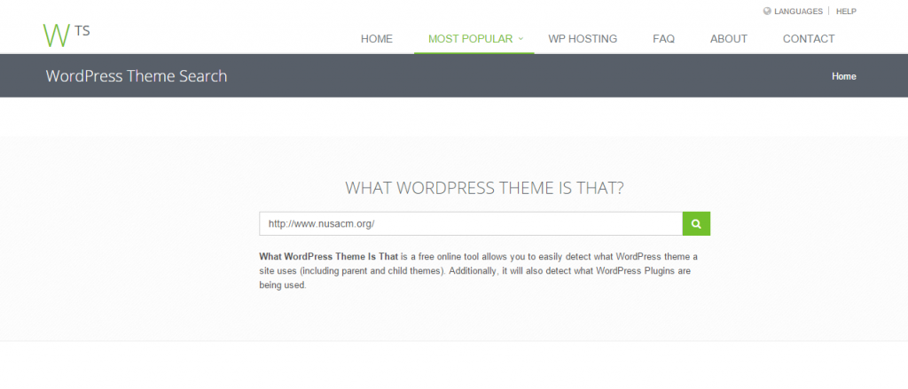 What WordPress Theme Is That1