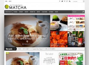 MATCHA - 訪日外国人観光客向けWebマガジン