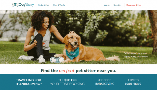 Dog Boarding Just Got Awesome! DogVacay