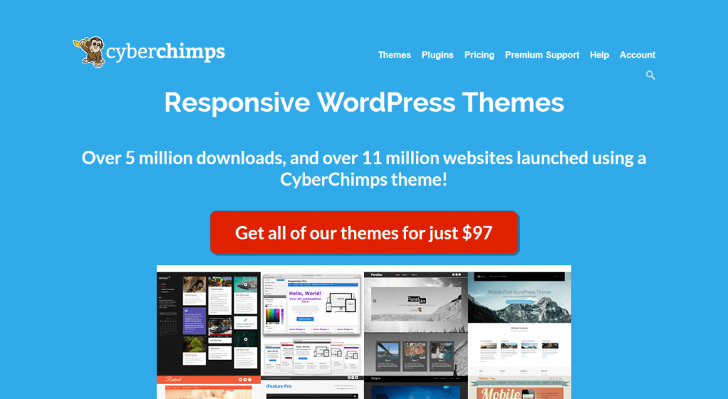 CyberChimps Free & Premium WordPress Themes & WordPress Templates