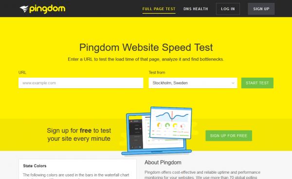 pingdom.com